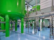 Začetne naložbe v okoljske tehnologije